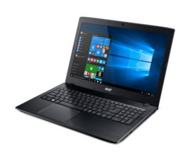 PORTATIL ACER ASPIRE E 15 -E5 -575G-57AV/Ci5/7200U/1TB/8GB/DDR4/15.6″/WIN 10 HOME/T.V 2GB