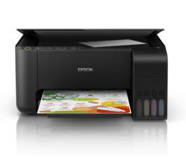 Impresora Multifuncional Inalambrica Epson L3150