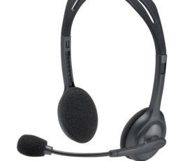 Diadema Logitech H111 3.5 Mm Plug Stereo