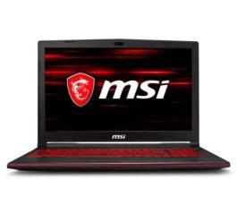 PORTATIL MSI GL63 – 8RC/Ci7/8GB/1TB/T.V 4GB/15.6″