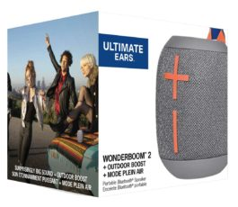 PARLANTE ULTIMATE EARS WONDERBOOM 2 COLORES (VALOR SIN IVA )