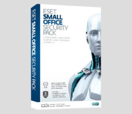 LICENCIA ESET SMALL OFFICE SECURITY PACK (5)