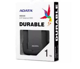 DISCO DURO ADATA HD330 EXTERNO 1 TB USB 2.5